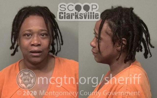Tracee Blount (MCSO)